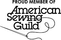 American Sewing Guild | Addie Scheibe